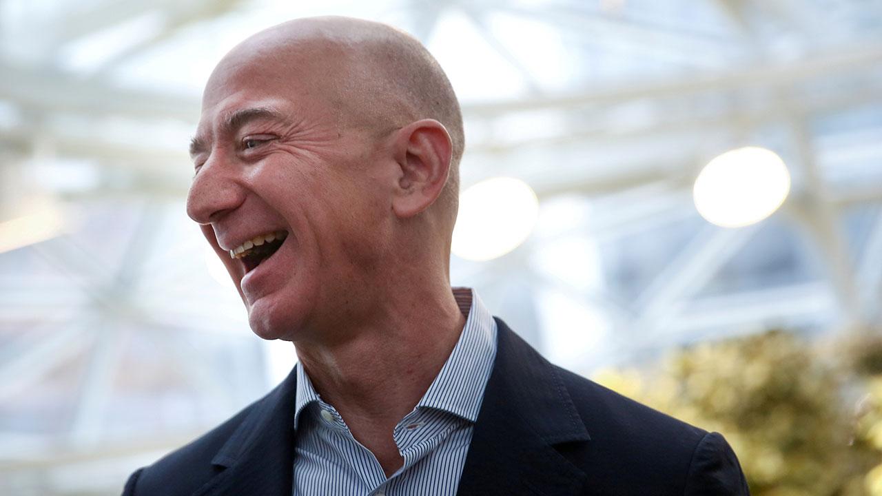 Jeff Bezos, el emprendedor que no sabe estarse quieto