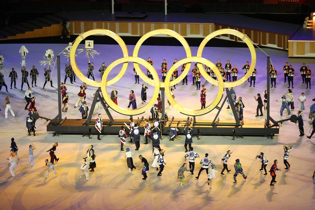 Inauguración de los juegos olímpicos The Tokyo 2020 Olympics Opening Ceremony