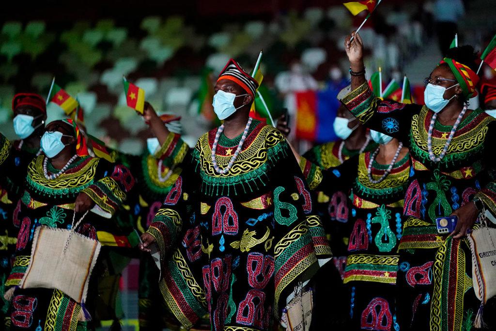Inauguración de los juegos olímpicos Olympics: Opening Ceremony