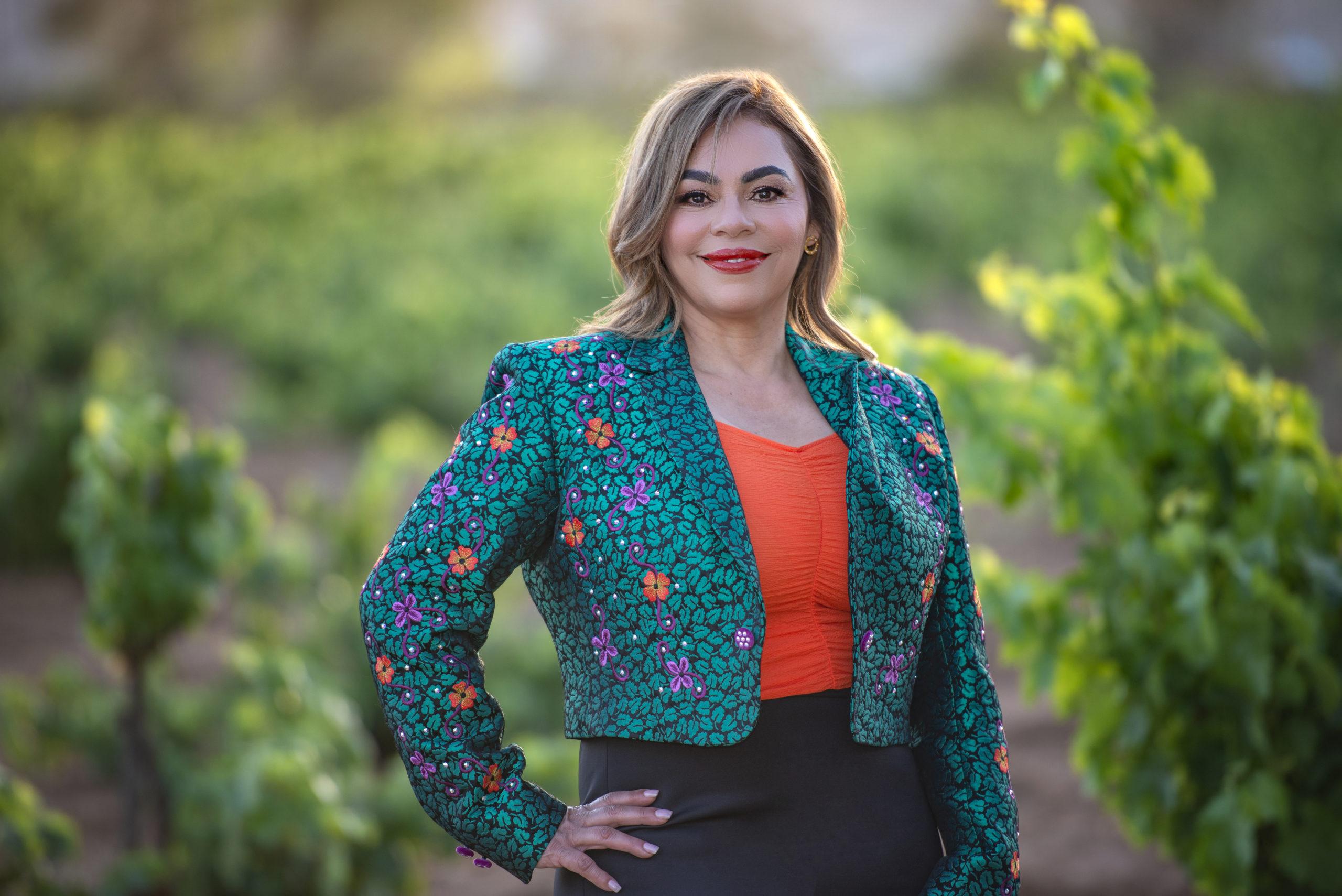 Impulsora de la mujer latina