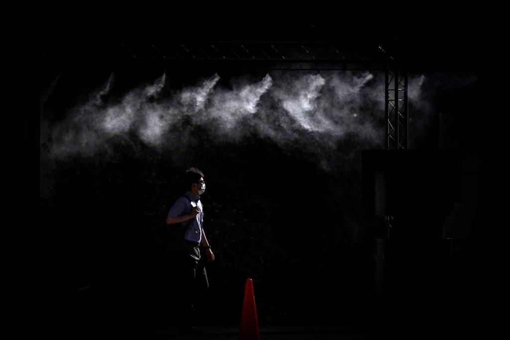 Tokio ultima los preparativos para la inauguración de los Juegos Olímpicos este viernes