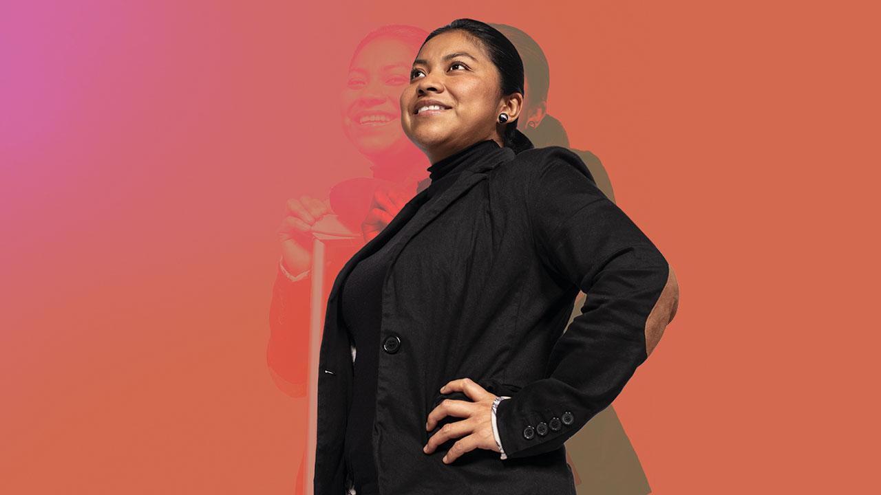 Mujeres Poderosas | Claudia Albertina Ruiz Sántiz, joven promesa de la gastronomía