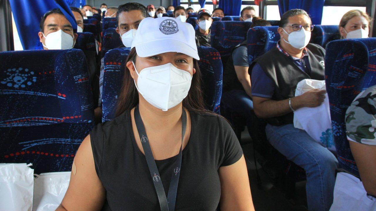 Programa fronterizo de vacunación apoya a maquiladoras en Ciudad Juárez
