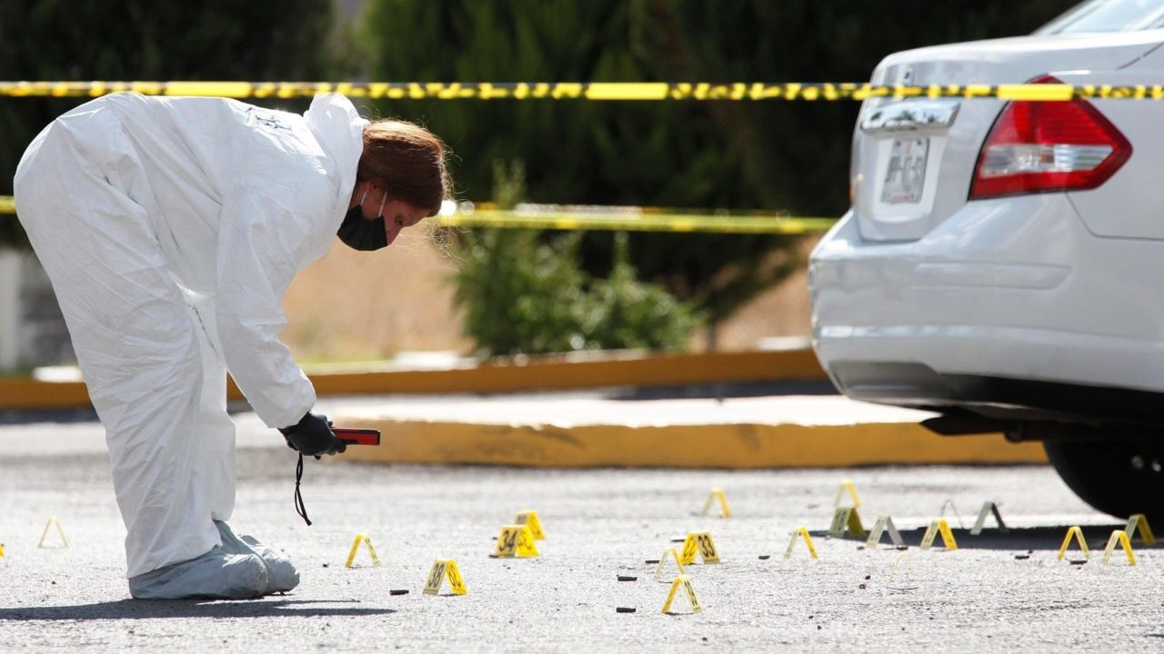 Tasa de homicidios en México se mantuvo en su nivel más alto en 2020