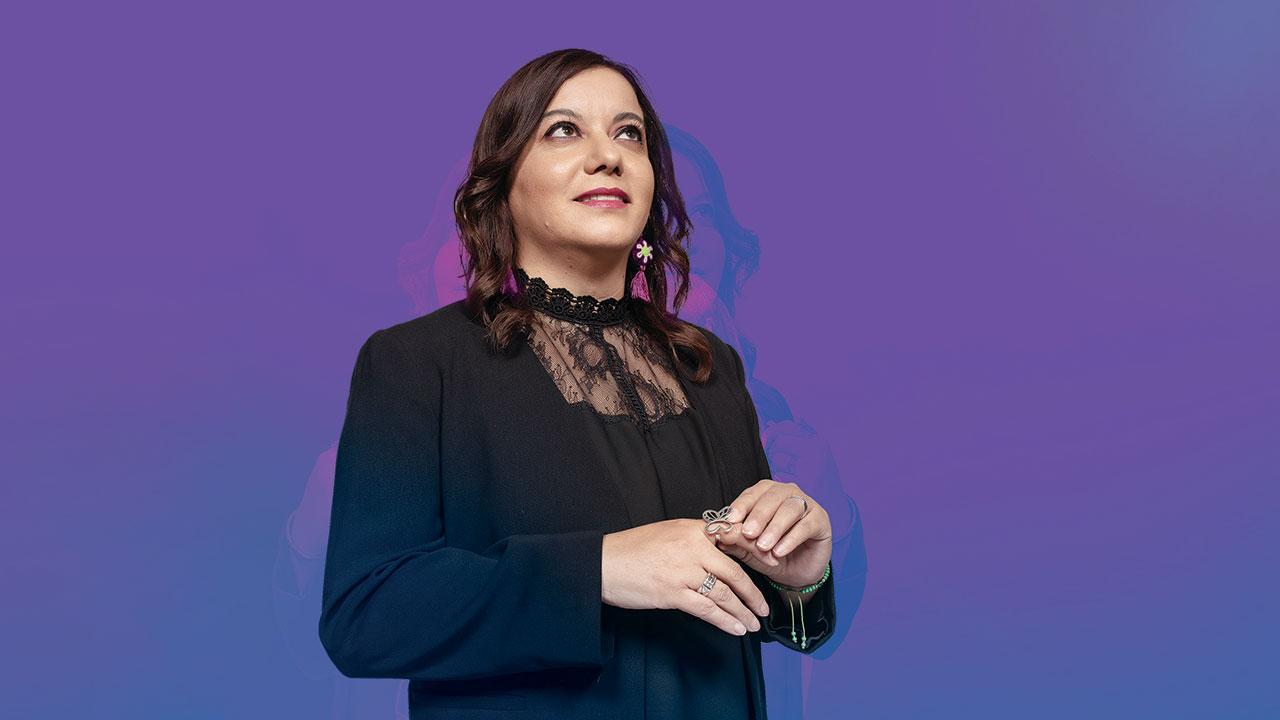 Mujeres Poderosas | Wendy Figueroa, directora de la Red Nacional de Refugios: 'En México se justifica y naturaliza la violencia'