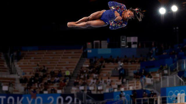 Simone Biles Olympic Games 2020 Artistic Gymnastics