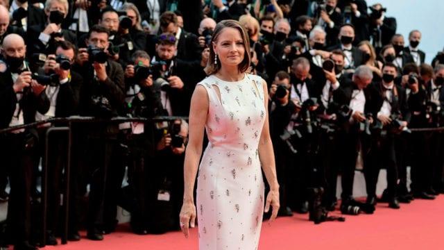Jodie Foster Cannes 2021 Annette