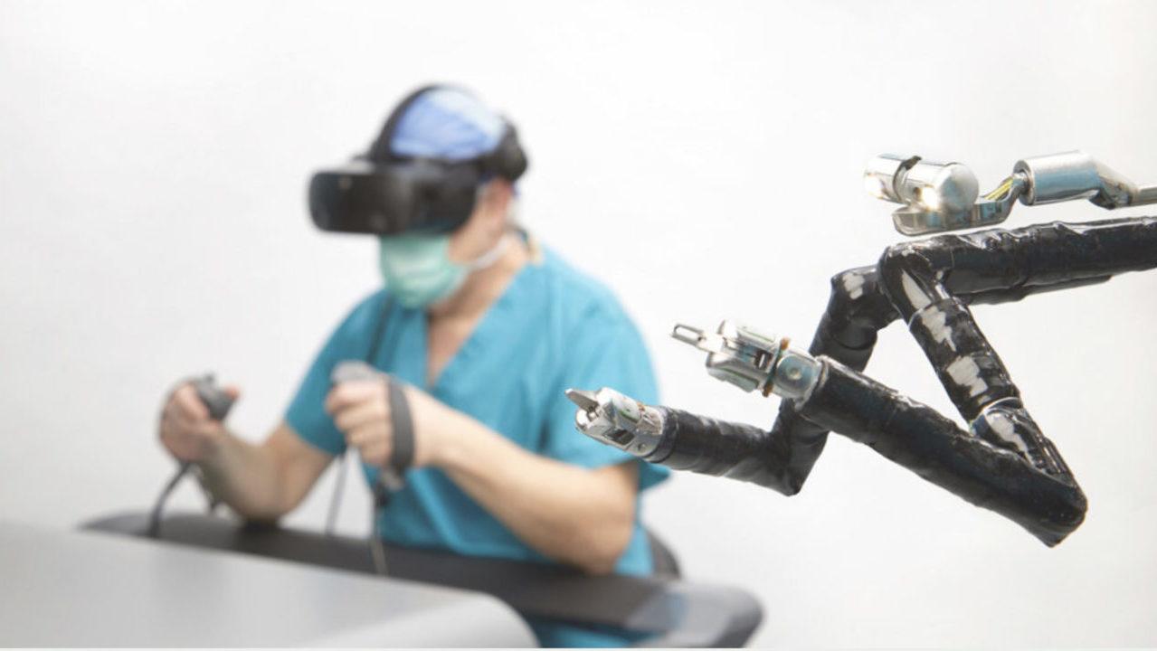 'Viaje fantástico', la película de 1966 inspiró este robot miniatura para cirugías abdominales