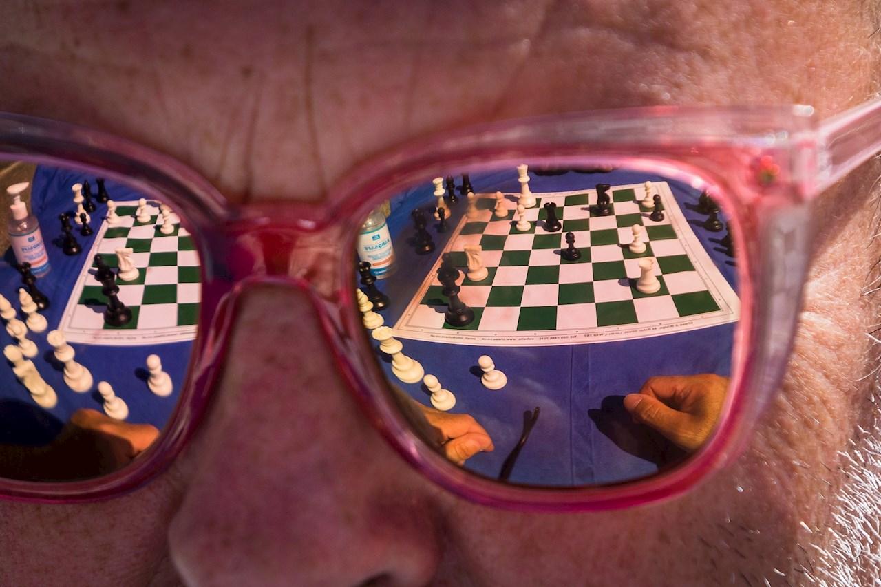 Así es el último rincón de Nueva York donde todavía reina el ajedrez
