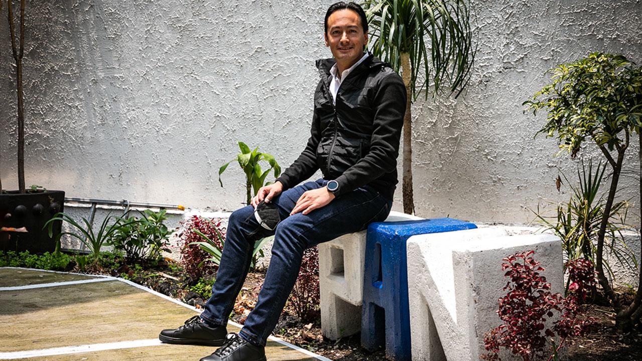 Entrevista | Alineación que gana, repite: Andrés Atayde, presidente del PAN CDMX