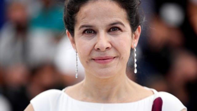 Arcelia Ramírez Cannes La Civil