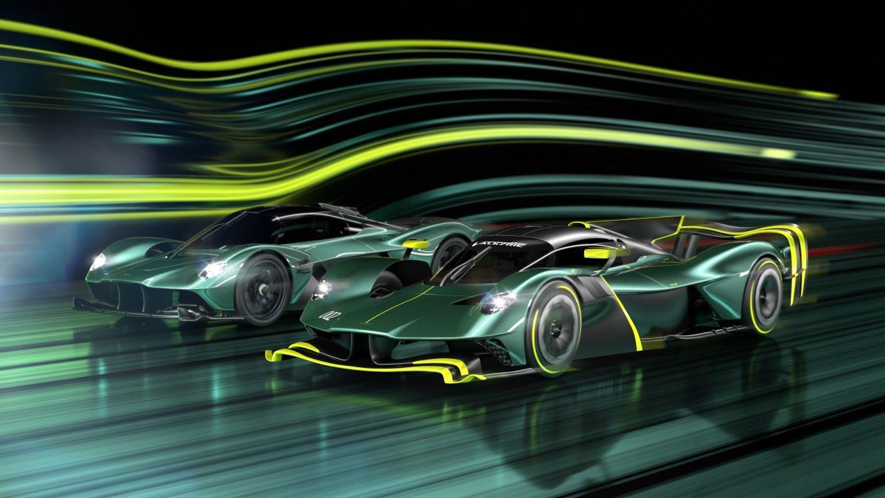 Aston Martin revela nuevo hypercar que rompe todas las reglas