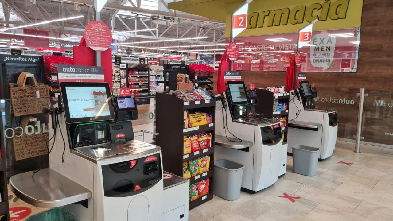 ¿Desaparecerán los cajeros en los supermercados? Así va la apuesta del autocobro en México