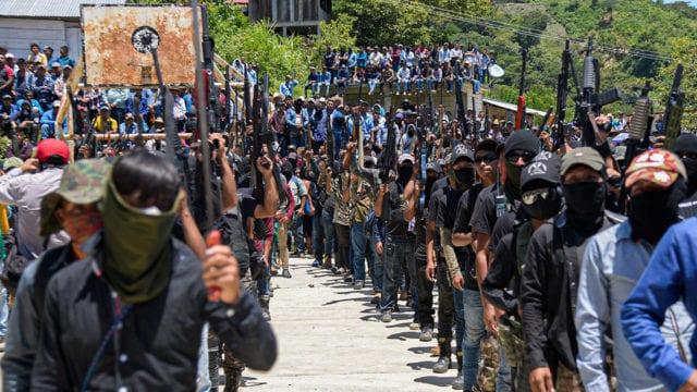 Autodefensas El Machete Chiapas 3