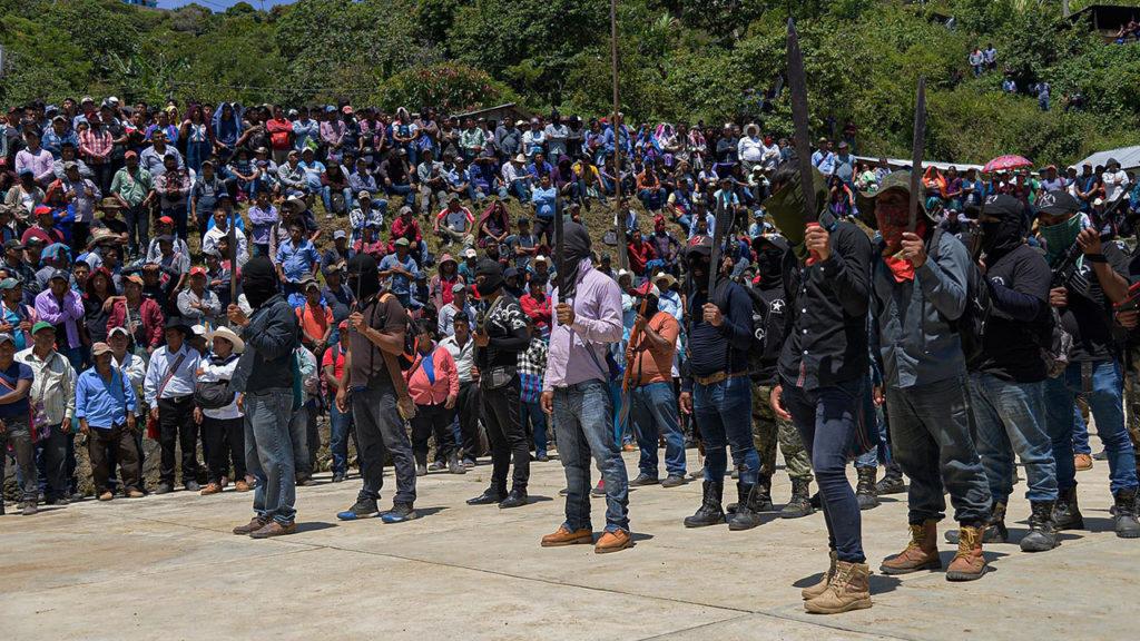 Autodefensas El Machete Chiapas 4