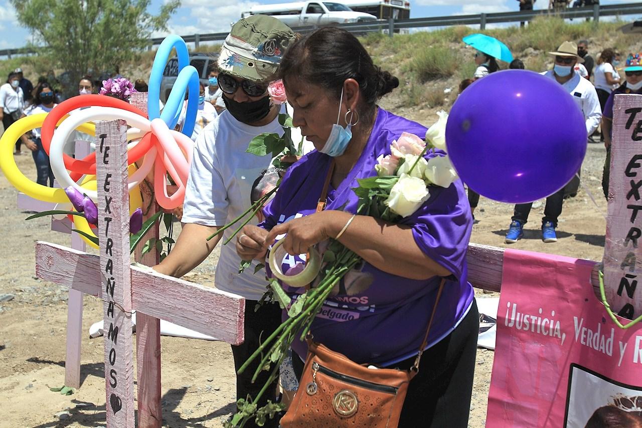 Realizan caravana para visibilizar la trata y feminicido en Ciudad Juárez