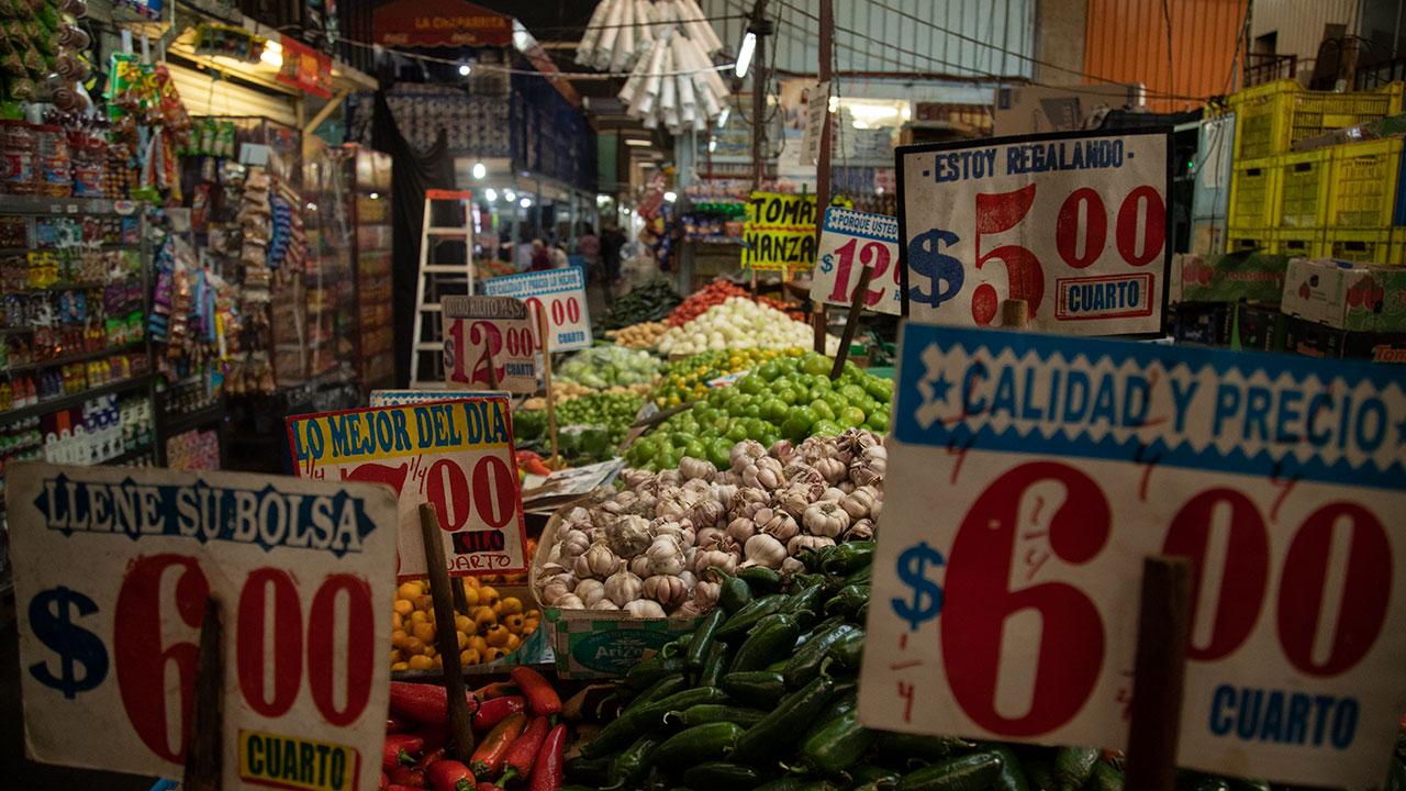 Fotogalería: La inflación no cede en México, avanzó a 5.75% en julio