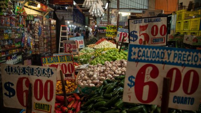 Mercado de Jamaica P