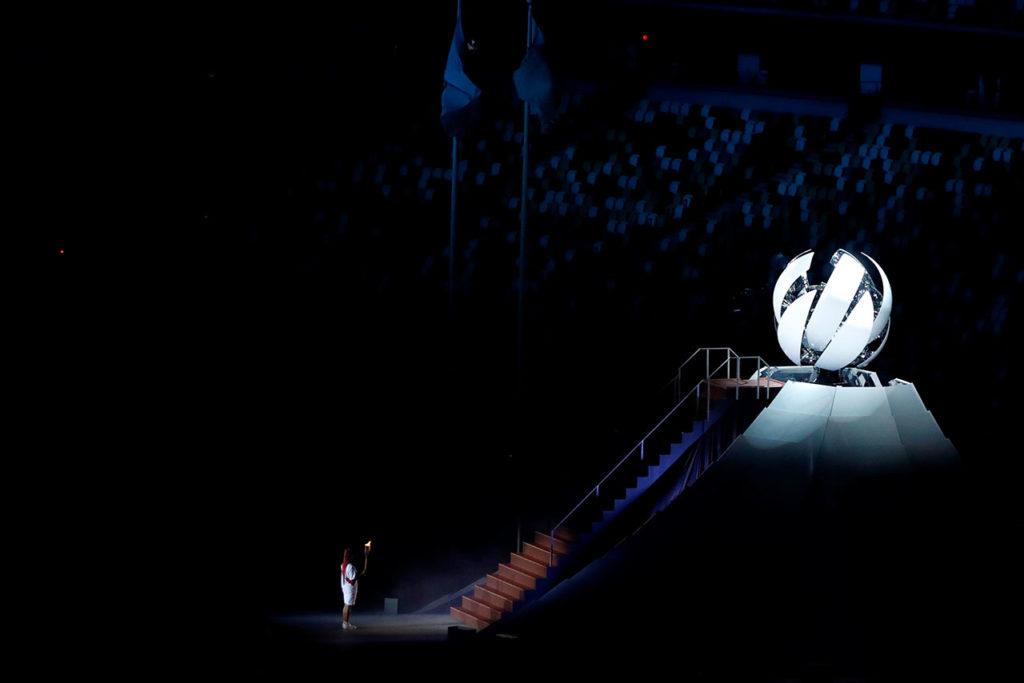 Ceremonia inauguracion olimpiadas Tokio 4