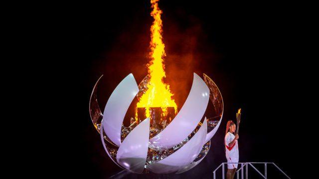 Ceremonia inauguracion olimpiadas Tokio 5