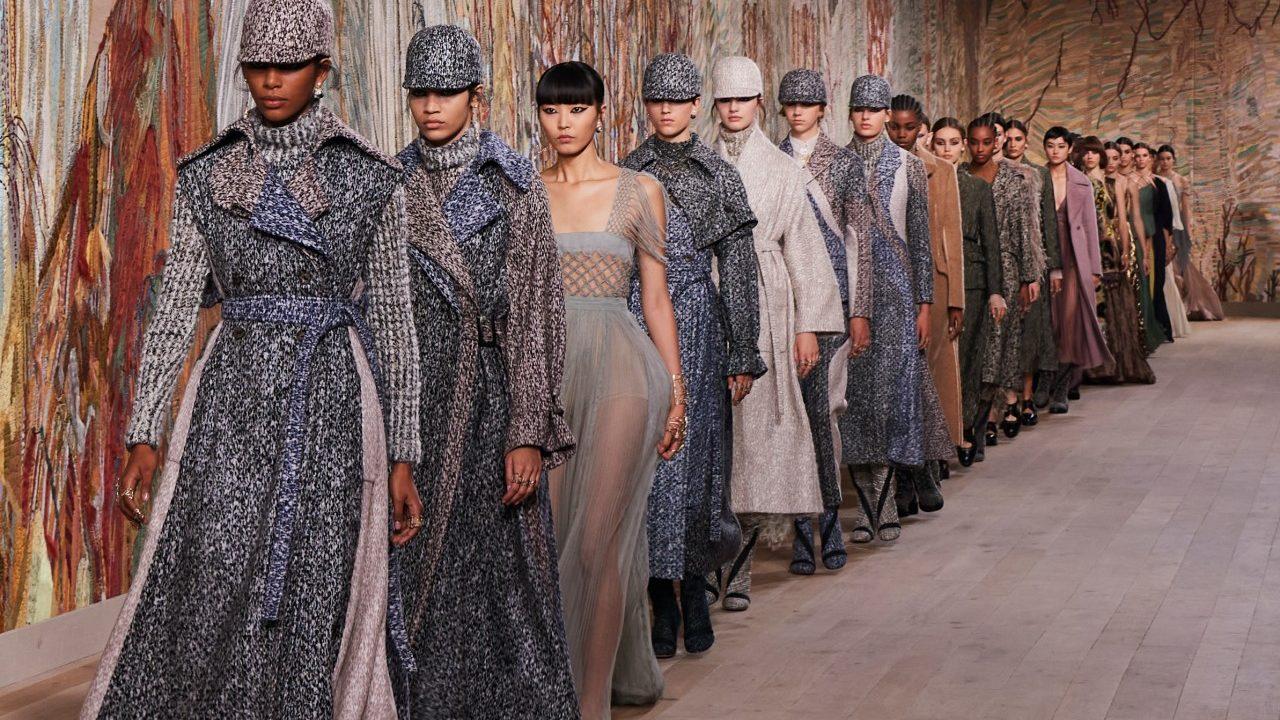 La nueva colección de Dior seduce los sentidos a través del tejido