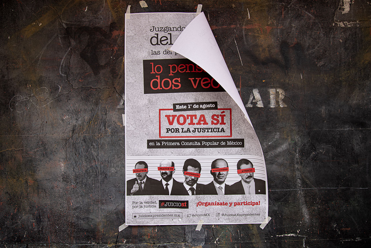 Morena a las calles por consulta popular ¿política o justicia a víctimas?