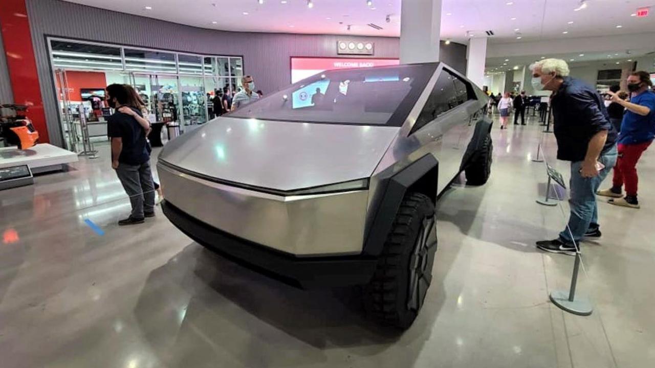 Tesla y Samsung firman acuerdo de 400 mdd para fabricar cámaras del Cybertruck