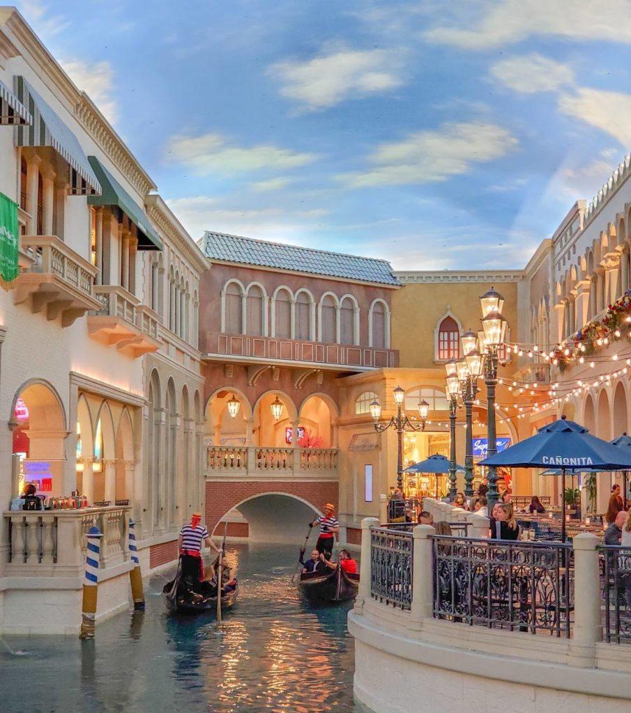 Destinos turísticos Las Vegas