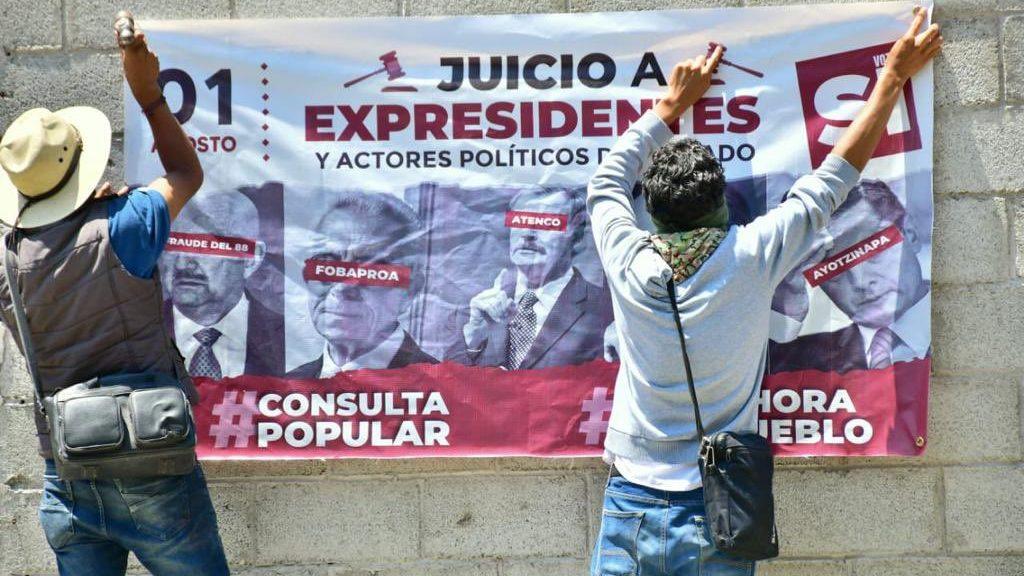 INE da aval a Morena para promover la consulta popular