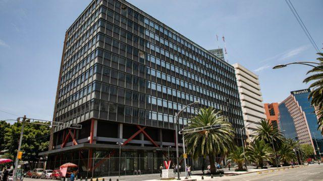 Edificios avenida Juarez 3