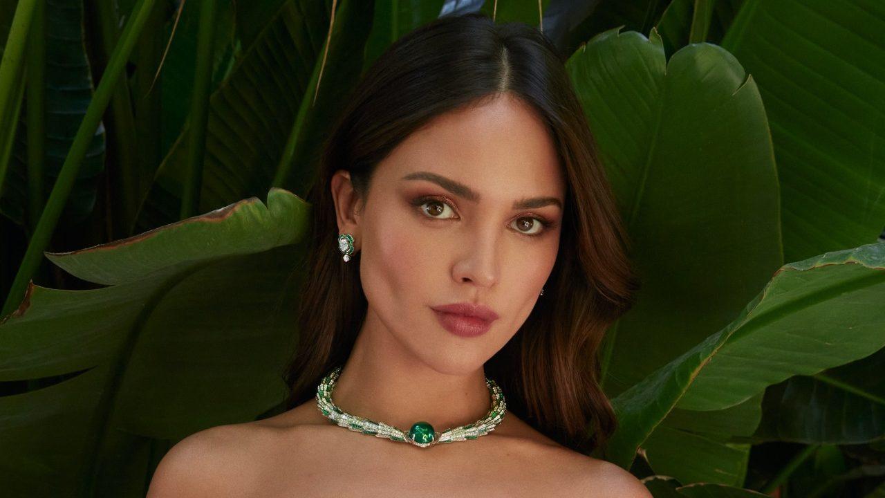 Eiza González Bvlgari