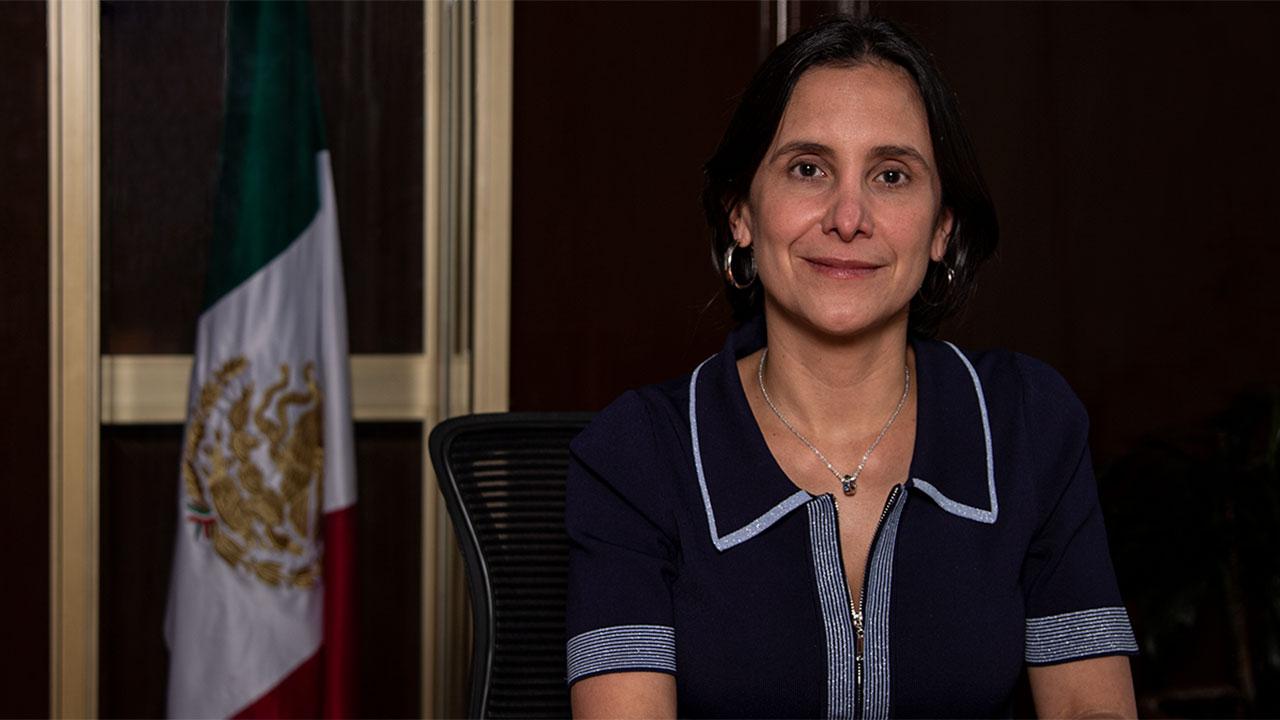 Entrevista | Viene inversión inmobiliaria de 9 mil mdp: secretaria de Finanzas de la CDMX