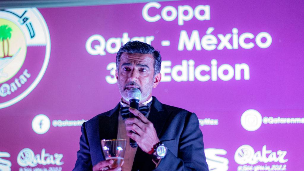 Mohammed Alkuwari, Embajador de Qatar en México