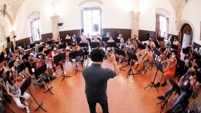 Michoacán Pre Festival Morelia Sinfonietta