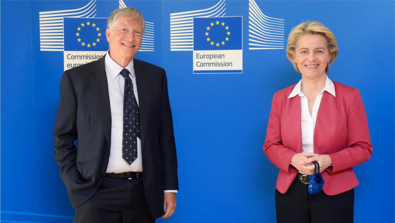 Bill Gates y Europa podrían crear una agencia de medicamentos en África