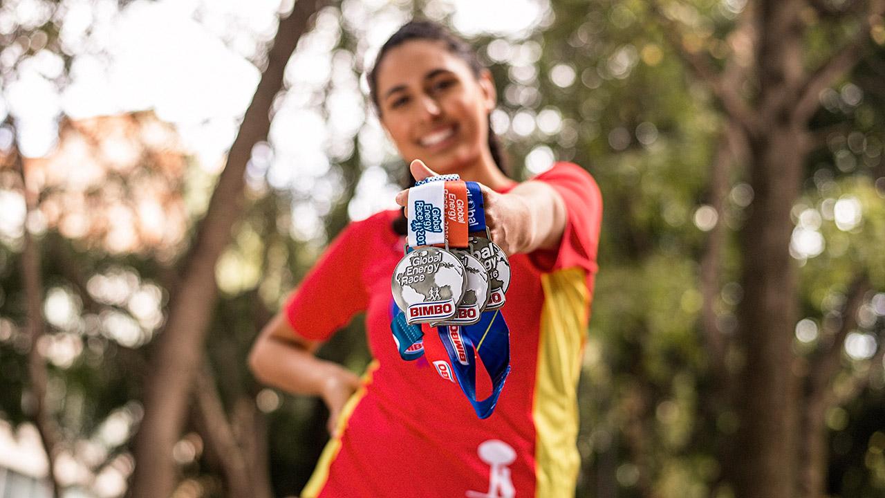 Maratón con causa. Hazlo posible con Global Energy Race 2021