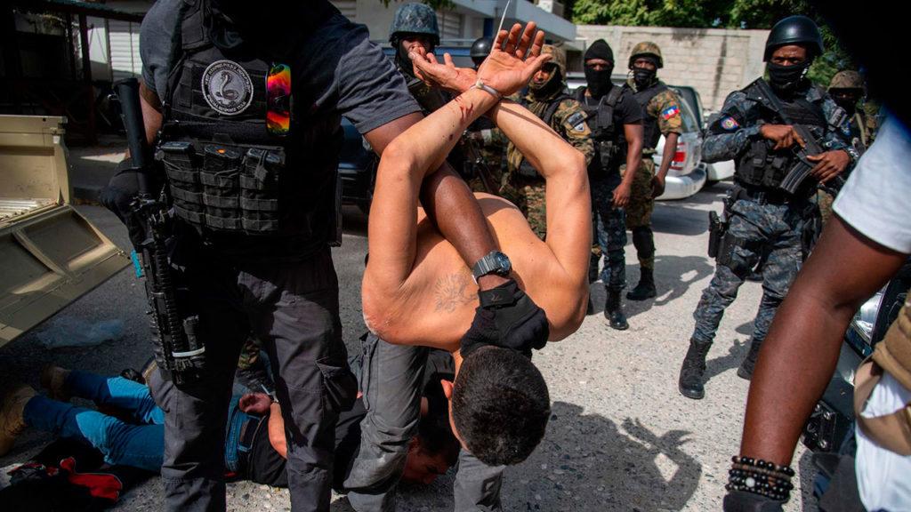Protestas Haiti 9