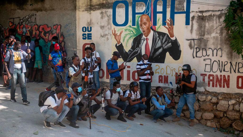 Protestas Haiti 7