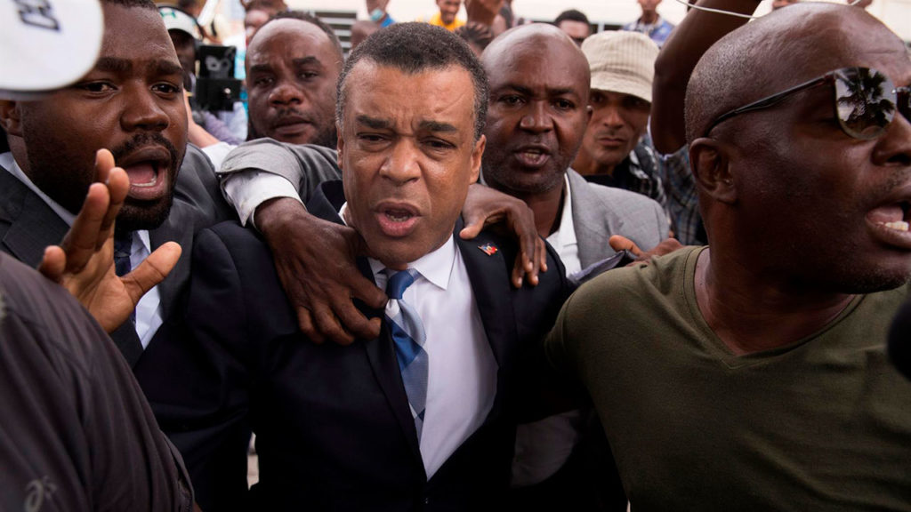 Haiti protestas 5