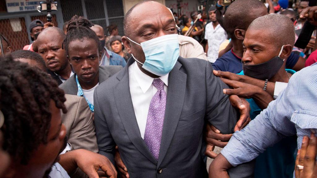 Haití protestas 2