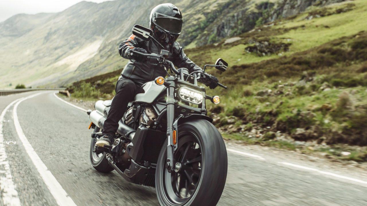 Harley Davidson motocicleta