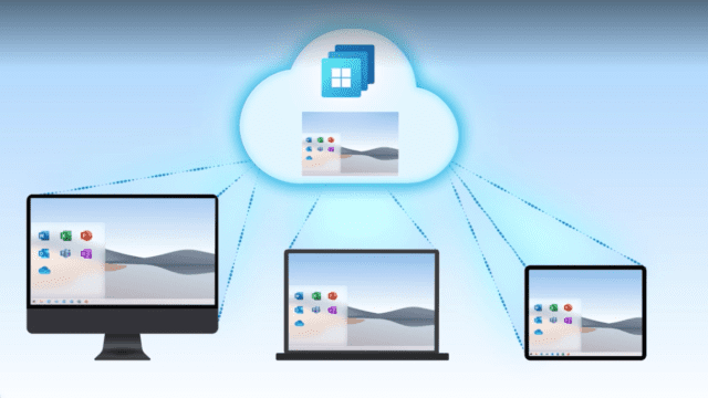 Adiós PC, Windows ahora correrá en cualquier dispositivo con internet