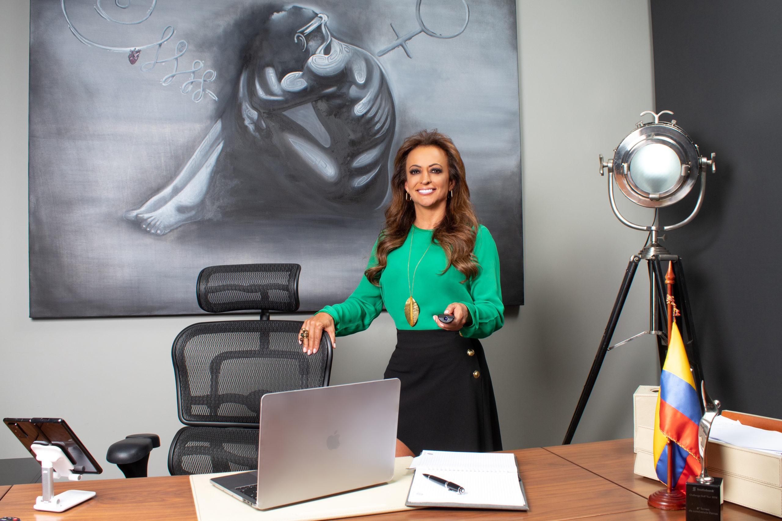 Pilar Cruz: el liderazgo femenino que impulsa a CV Directo