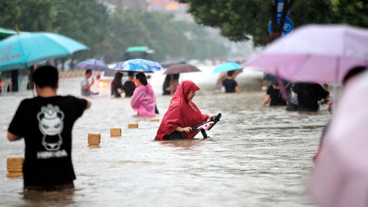 Imágenes satelitales revelan un aumento de población expuesta a inundaciones