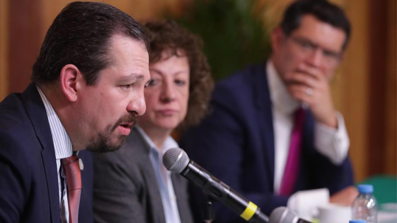 UIF impugna exoneración de José Luis Vargas, presidente del TEPJF