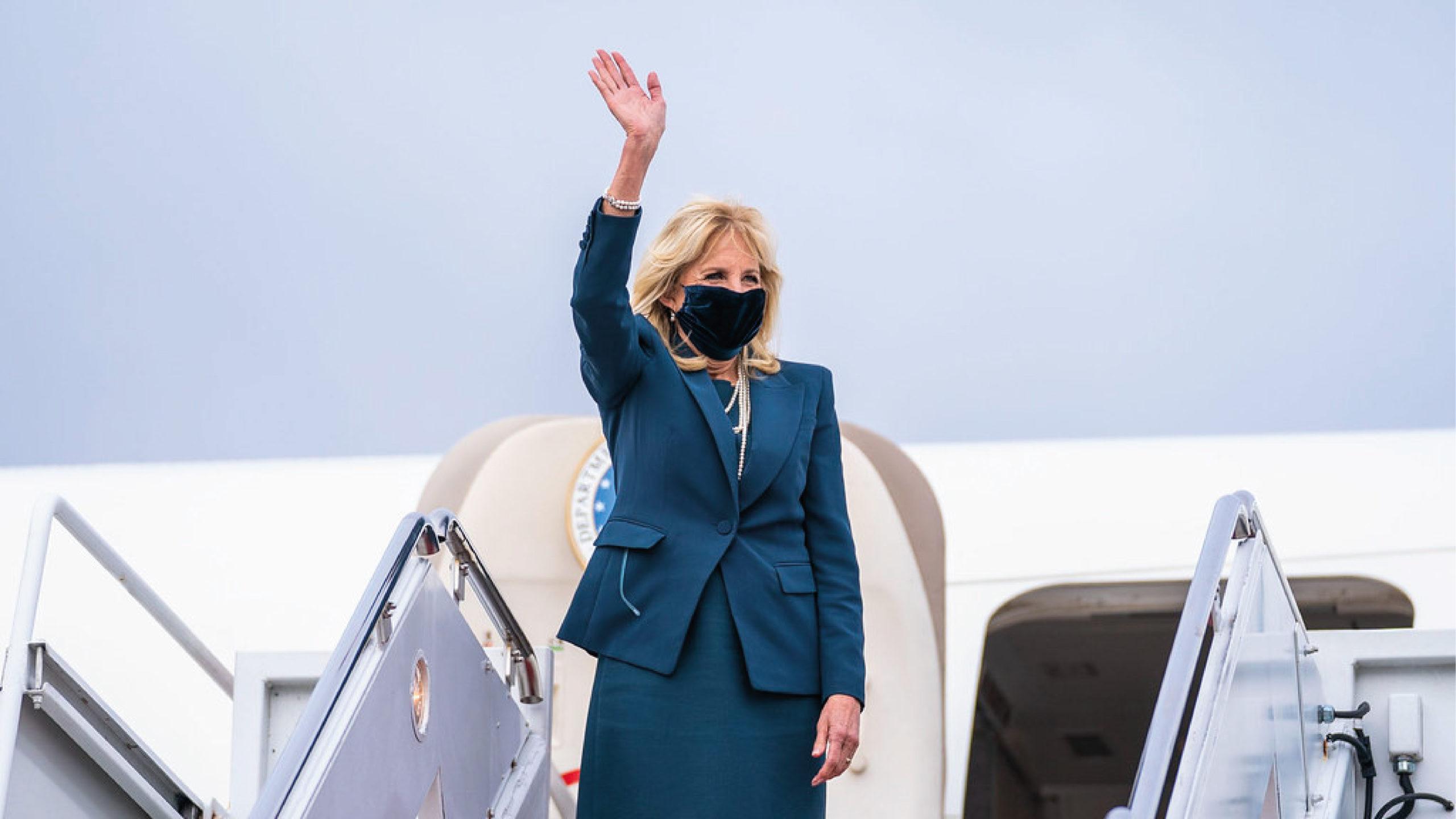 Primera dama de EU asistirá a inauguración de los Juegos Olímpicos en Tokio