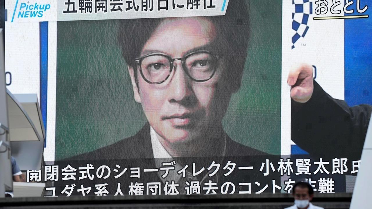 Renuncia director de ceremonia de Tokio 2020 por broma sobre el holocausto hace años