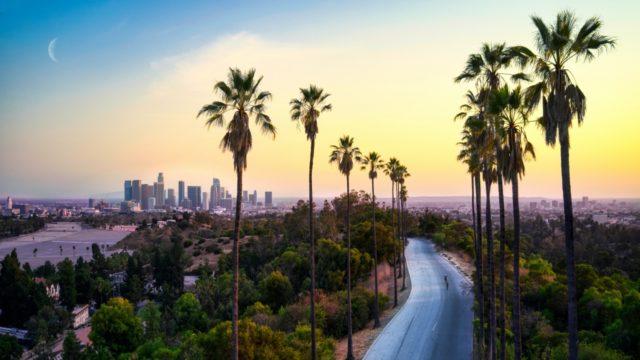 Los Ángeles California película