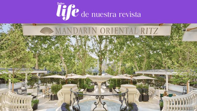 Mandarin Ritz Madrid