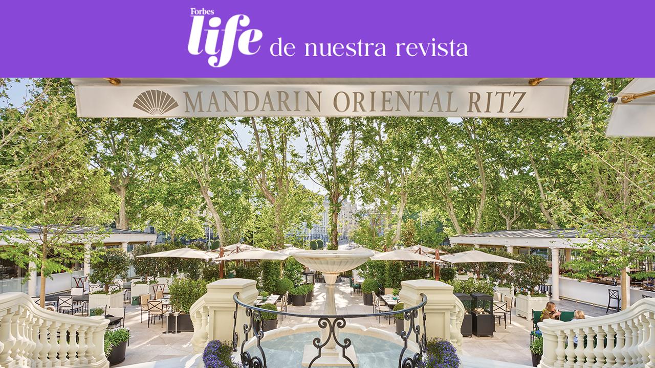 Mandarin Oriental Ritz Madrid renace con arte y universos apasionantes